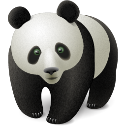 Pandas are endangered. You should try to save them by not eating bamboo.